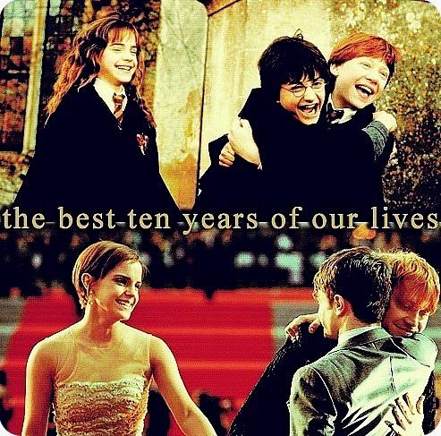 Гарри Поттер. Десять лет вместе